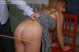 Firm Hand Spanking - A Perfect Education - K - image 6