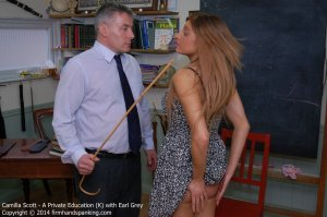 Firm Hand Spanking - A Perfect Education - K - image 17