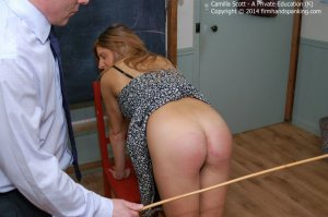 Firm Hand Spanking - A Perfect Education - K - image 14