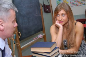 Firm Hand Spanking - A Perfect Education - K - image 11