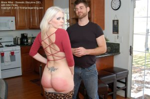 Firm Hand Spanking - Domestic Discipline - Dg - image 4