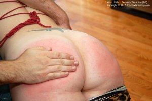 Firm Hand Spanking - Domestic Discipline - Dg - image 12