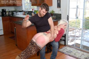 Firm Hand Spanking - Domestic Discipline - Dg - image 7