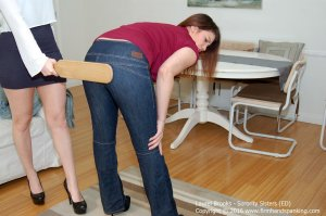 Firm Hand Spanking - Sorority Sisters - Ed - image 3