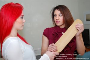 Firm Hand Spanking - Sorority Sisters - Ed - image 8