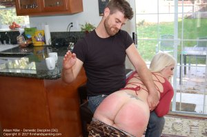 Firm Hand Spanking - Domestic Discipline - Dg - image 11