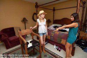 Firm Hand Spanking - Abuse Of Authority - G - image 18