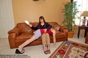 Firm Hand Spanking - Attitude Adjustment - Be - image 15