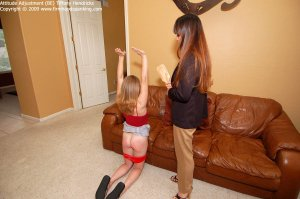 Firm Hand Spanking - Attitude Adjustment - Be - image 10