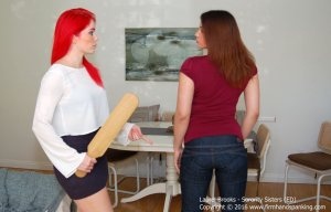 Firm Hand Spanking - Sorority Sisters - Ed - image 17