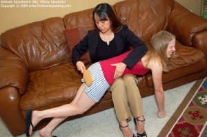 Firm Hand Spanking - Attitude Adjustment - Be - image 11