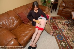 Firm Hand Spanking - Attitude Adjustment - Be - image 13
