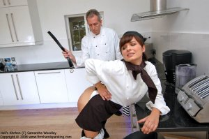 Firm Hand Spanking - Hell's Kitchen - F - image 7