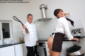 Firm Hand Spanking - Hell's Kitchen - F - image 3