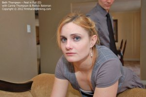 Firm Hand Spanking - Paid In Full - D - image 11