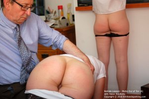 Firm Hand Spanking - Marks Out Of Ten - A - image 1