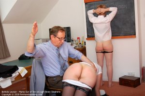 Firm Hand Spanking - Marks Out Of Ten - A - image 7