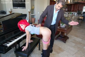 Firm Hand Spanking - Dance Captain - B - image 11