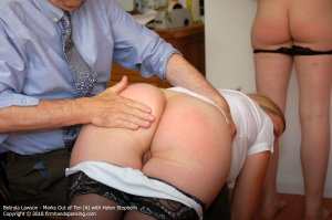 Firm Hand Spanking - Marks Out Of Ten - A - image 5