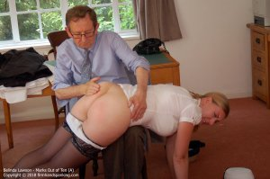 Firm Hand Spanking - Marks Out Of Ten - A - image 9
