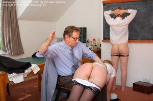 Firm Hand Spanking - Marks Out Of Ten - A - image 11