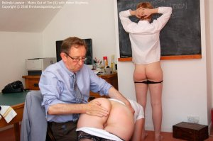Firm Hand Spanking - Marks Out Of Ten - A - image 18