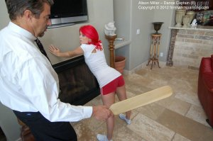 Firm Hand Spanking - Dance Captain - E - image 6