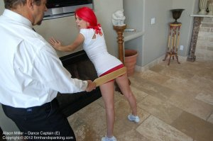 Firm Hand Spanking - Dance Captain - E - image 12