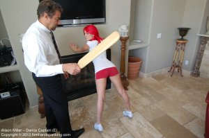 Firm Hand Spanking - Dance Captain - E - image 11