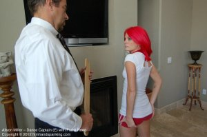 Firm Hand Spanking - Dance Captain - E - image 16