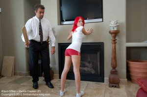 Firm Hand Spanking - Dance Captain - E - image 10