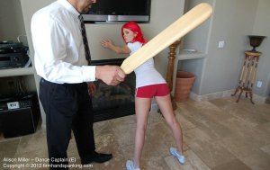 Firm Hand Spanking - Dance Captain - E - image 14
