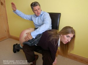 Firm Hand Spanking - End Of Term - B - image 6