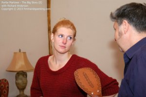 Firm Hand Spanking - The Big Show - E - image 2