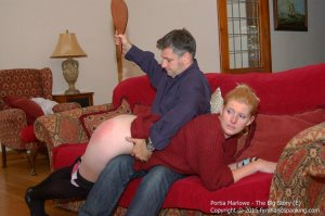 Firm Hand Spanking - The Big Show - E - image 14