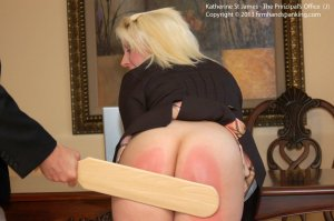 Firm Hand Spanking - Principal's Office - J - image 10