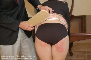 Firm Hand Spanking - Principal's Office - J - image 6