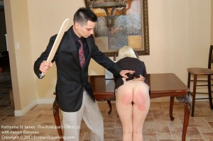 Firm Hand Spanking - Principal's Office - J - image 12