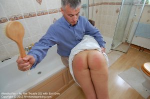 Firm Hand Spanking - Au Pair Trouble - G - image 7
