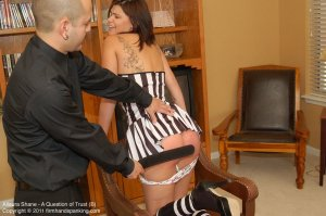 Firm Hand Spanking - A Question Of Trust - B - image 4
