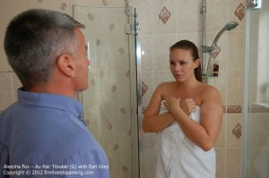 Firm Hand Spanking - Au Pair Trouble - G - image 15
