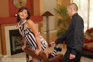 Firm Hand Spanking - A Question Of Trust - B - image 3