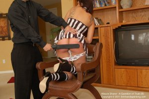 Firm Hand Spanking - A Question Of Trust - B - image 13