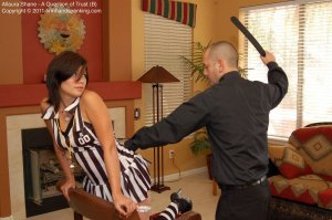 Firm Hand Spanking - A Question Of Trust - B - image 5