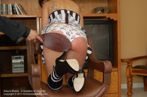 Firm Hand Spanking - A Question Of Trust - B - image 18