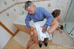 Firm Hand Spanking - Au Pair Trouble - G - image 10