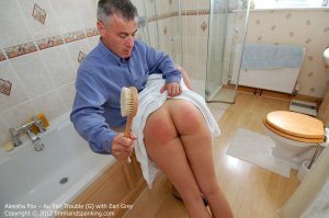 Firm Hand Spanking - Au Pair Trouble - G - image 17