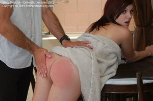 Firm Hand Spanking - Domestic Discipline - Bc - image 1