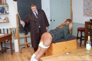 Firm Hand Spanking - School Detention - G - image 5