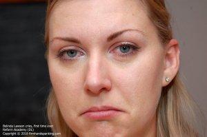 Firm Hand Spanking - Belinda Lawson - Reform Academy - Dl
